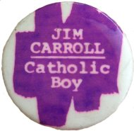Jim Carroll Pin