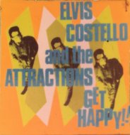Elvis Costello & the Attractions Pin