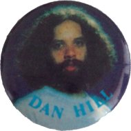 Dan Hill Pin