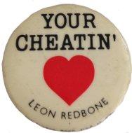 Leon Redbone Pin