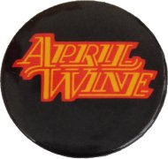 April Wine Pin