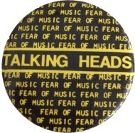 Talking Heads Pin