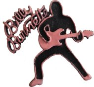 Billy Burnette Pin