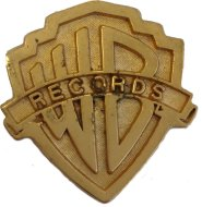 WB Records Pin
