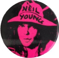 Neil Young Pin