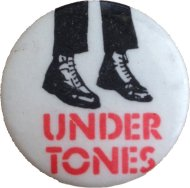 The Undertones Pin