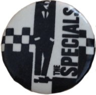 The Specials Pin