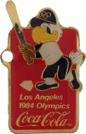 Los Angeles Olympics 1984 Pin