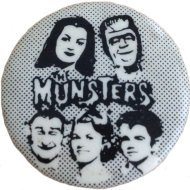 The Munsters Pin