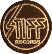 Stiff Records Patch