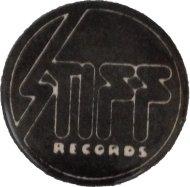Stiff Records Pin