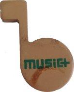 Music Plus Pin