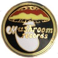Mushroom Records Pin