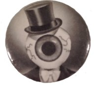 The Residents Pin