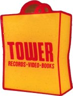 Tower Records Pin