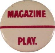 Magazine Play Pin