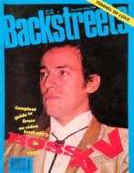 Backstreets No. 22 Magazine