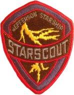 Jefferson Starship Patch
