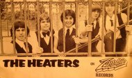 The Heaters Sticker