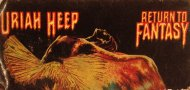 Uriah Heep Matchbook