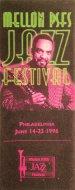 Mellon PSFS Jazz Festival Program