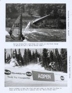 Warren Miller's White Winter Heat Promo Print