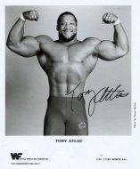 Tony Atlas Promo Print