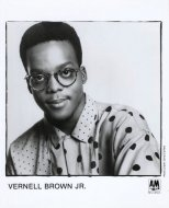 Vernell Brown Jr. Promo Print