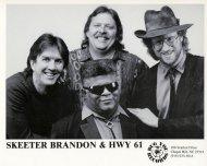 Skeeter Brandon & HWY 61 Promo Print