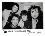 Young Fresh Fellows Promo Print