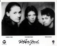 Robben Ford & The Blue Line Promo Print