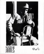 Vinnie James Promo Print
