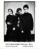 The Jon Spencer Blues Explosion Promo Print