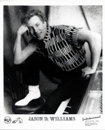 Jason D. Williams Promo Print