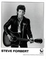 Steve Forbert Promo Print