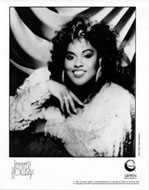 Jennifer Holliday Promo Print