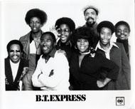 B.T. Express Promo Print