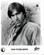 Dan Fogelberg Promo Print