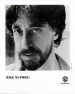 Mike Mainieri Promo Print