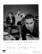 Soul Attorneys Promo Print