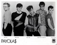 Payola$ Promo Print