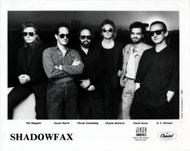 Shadowfax Promo Print