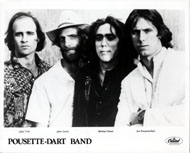Pousette-Dart Band Promo Print