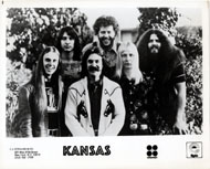 Kansas Promo Print