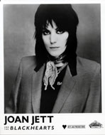 Joan Jett & The Blackhearts Promo Print