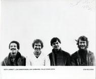 Keith Jarrett Quartet Promo Print
