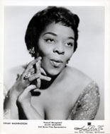 Dinah Washington Promo Print