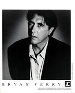 Bryan Ferry Promo Print