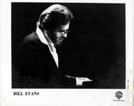 Bill Evans Promo Print