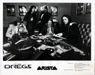 The Dregs Promo Print